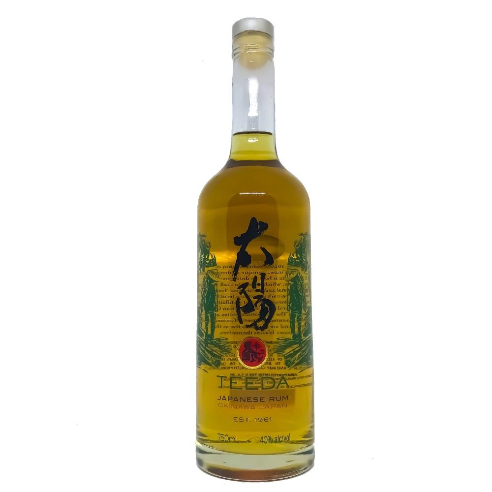 Teeda Okinawa Japanese Rum - Grain & Vine | Curated Wines, Rare Bourbon and Tequila Collection