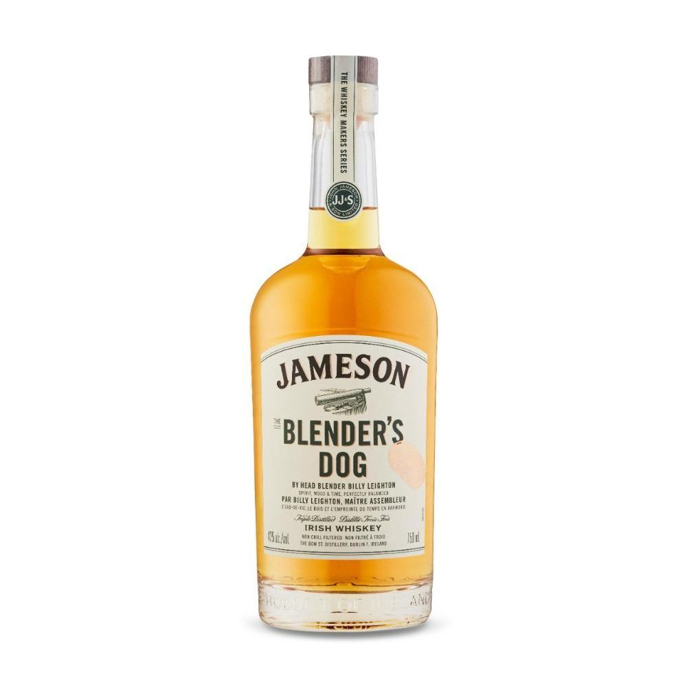 Jameson Blender's Dog Irish Whiskey - Grain & Vine | Curated Wines, Rare Bourbon and Tequila Collection