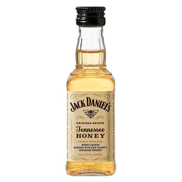 Jack Daniel's Original Recipe Tennessee Honey Whiskey - Grain & Vine | Curated Wines, Rare Bourbon and Tequila Collection
