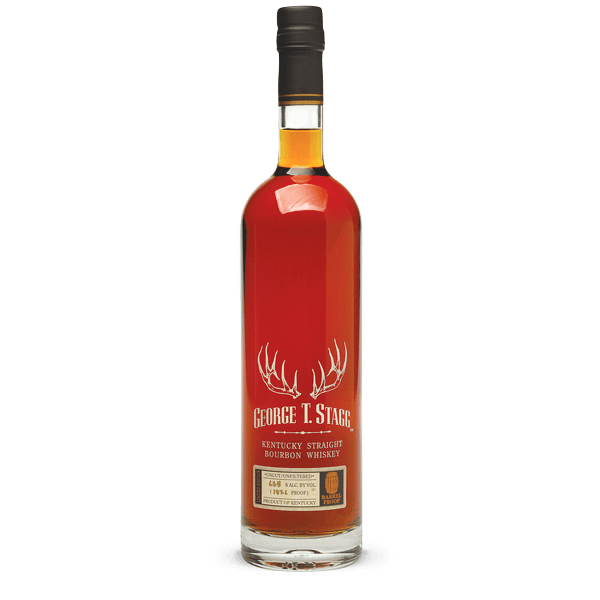 BTAC George T. Stagg Kentucky Straight Bourbon Whiskey - Grain & Vine | Curated Wines, Rare Bourbon and Tequila Collection