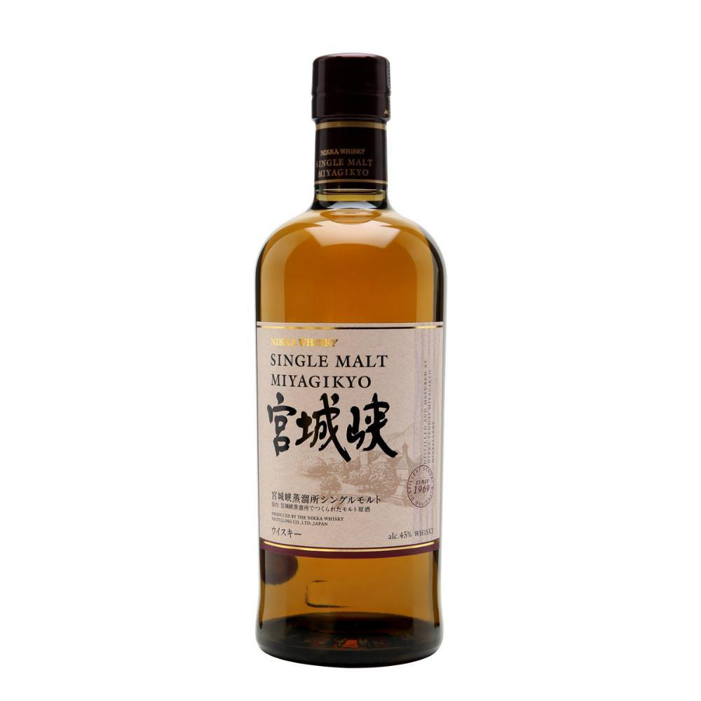 Nikka Miyagikyo Single Malt Whisky - Grain & Vine | Curated Wines, Rare Bourbon and Tequila Collection