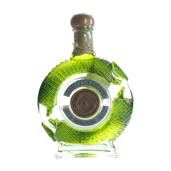 Dos Armadillos Tequila Plata - Grain & Vine | Curated Wines, Rare Bourbon and Tequila Collection