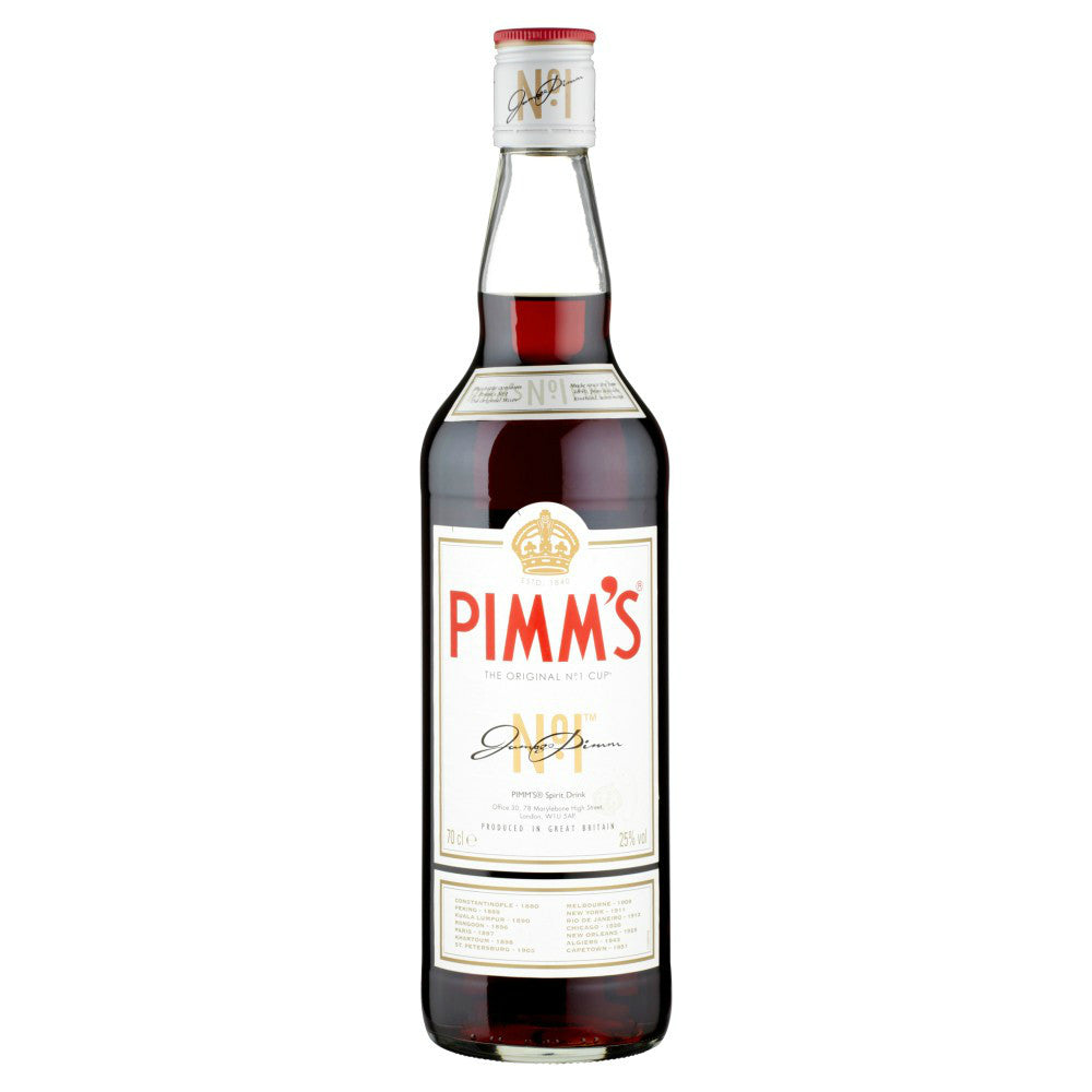 Pimm's No. 1 Gin Cup 50° - Grain & Vine | Curated Wines, Rare Bourbon and Tequila Collection