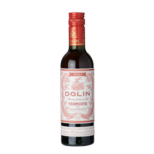 Maison Dolin & Cie Vin de Savoie Vermouth de Chambery Rouge - Grain & Vine | Curated Wines, Rare Bourbon and Tequila Collection