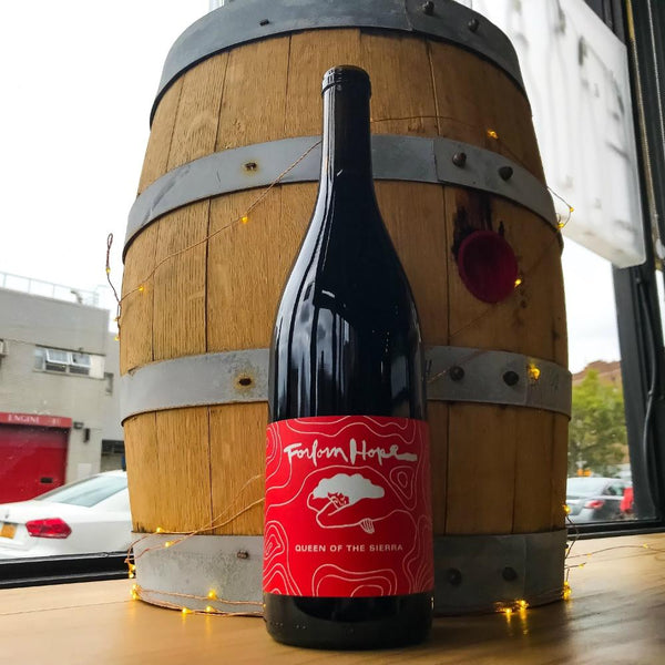 Forlorn Hope Queen of the Sierra Estate Rorick Heritage Vineyard Red Wine - Grain & Vine | Curated Wines, Rare Bourbon and Tequila Collection