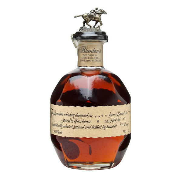 Blantons The Original Sigle Barrel Bourbon Whiskey - Grain & Vine | Curated Wines, Rare Bourbon and Tequila Collection