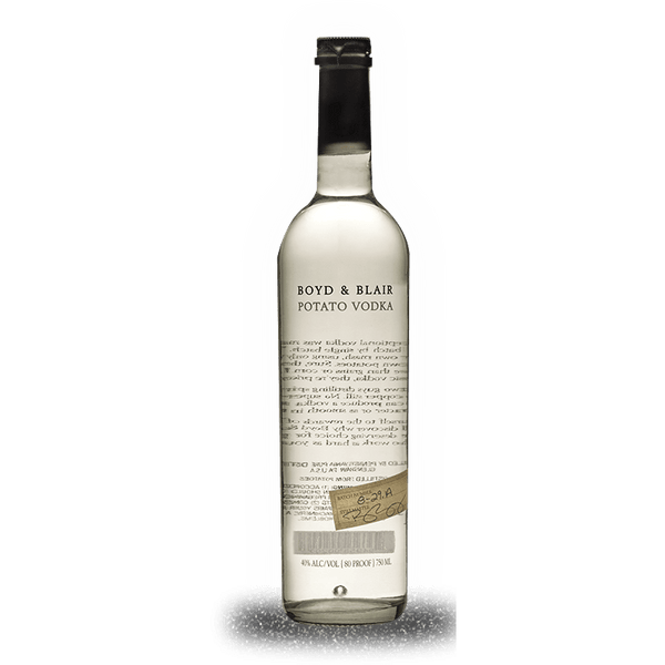 Boyd & Blair Potato Vodka - Grain & Vine | Curated Wines, Rare Bourbon and Tequila Collection