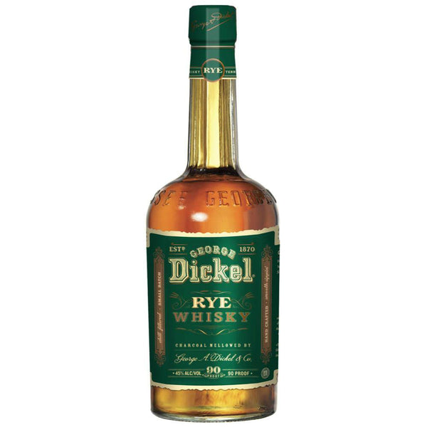 George Dickel Rye Whisky - Grain &Vine | Curated Wines, Rare Bourbon and Tequila Collection