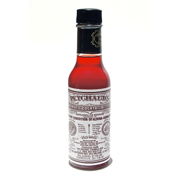 Peychaud's Aromatic Cocktail Bitters - Grain & Vine | Curated Wines, Rare Bourbon and Tequila Collection
