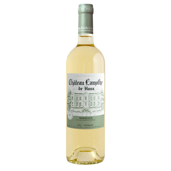 Chateau Lamothe de Haux Bordeaux Blanc - Grain & Vine | Curated Wines, Rare Bourbon and Tequila Collection
