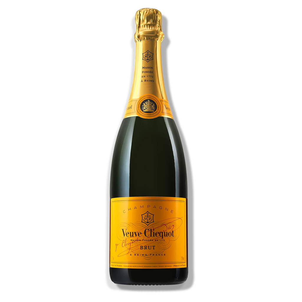 Veuve Clicquot Champagne Brut Yellow Label - Grain & Vine | Curated Wines, Rare Bourbon and Tequila Collection