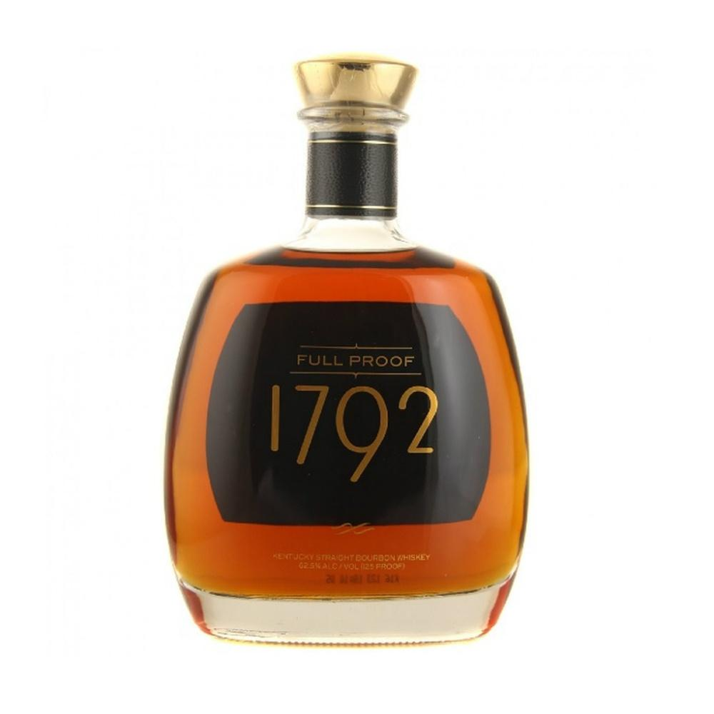 1792 Full Proof Kentucky Straight Bourbon Whiskey - Grain & Vine | Curated Wines, Rare Bourbon and Tequila Collection