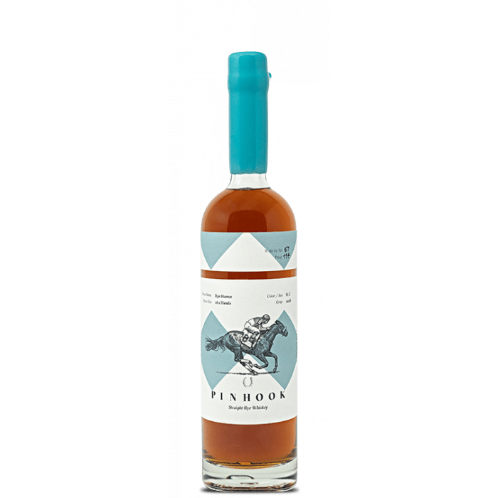 "Pinhook ""Rye Humor"" Cask Strength Straight Rye Whiskey - Grain & Vine 