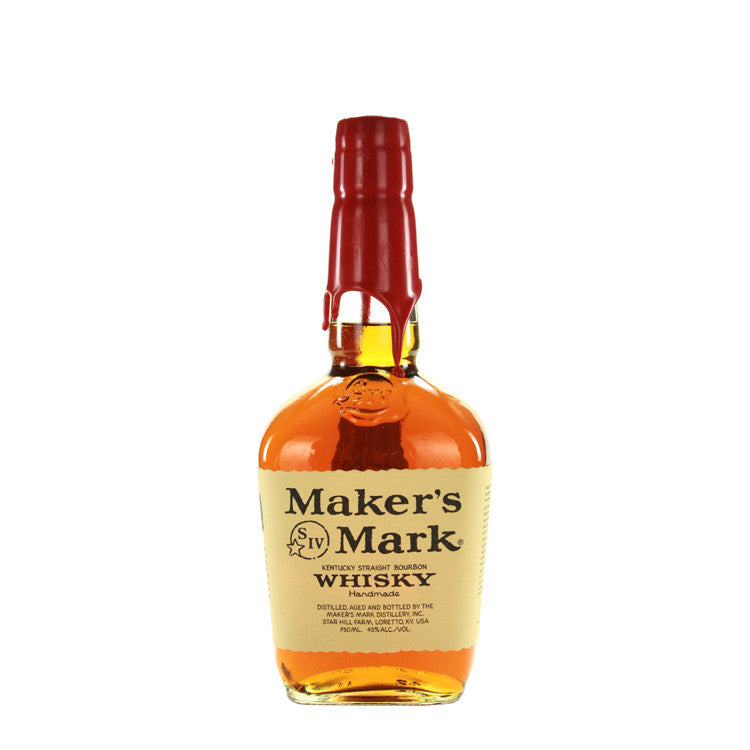 Makers Mark Kentucky Straight Bourbon Whisky - Grain & Vine | Curated Wines, Rare Bourbon and Tequila Collection