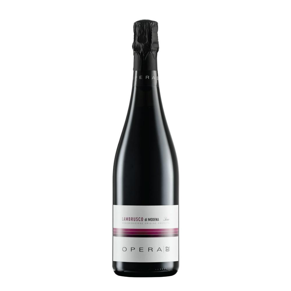 Opera 02 Lambrusco Secco - Grain & Vine | Curated Wines, Rare Bourbon and Tequila Collection