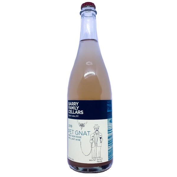 Barry Family Cellars Pet Gnat Rose