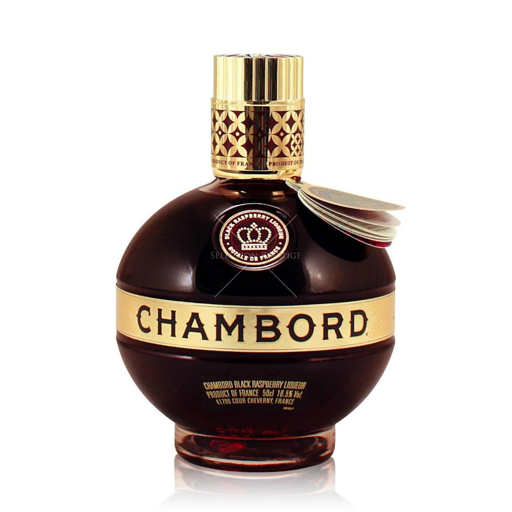 Chambord Liqueur - Grain & Vine | Curated Wines, Rare Bourbon and Tequila Collection