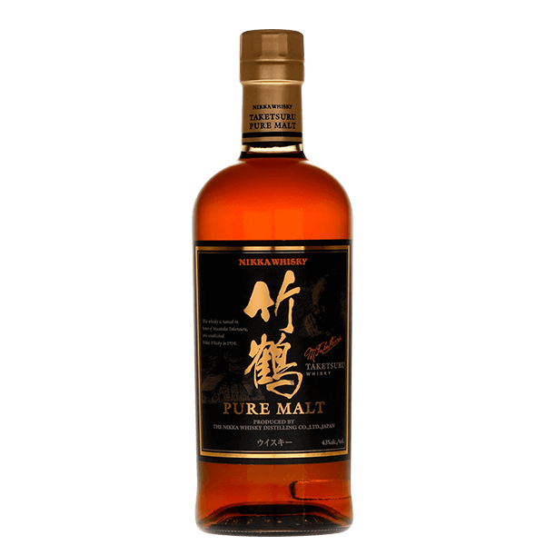 Nikka Taketsuru Pure Malt Whisky - Grain & Vine | Curated Wines, Rare Bourbon and Tequila Collection
