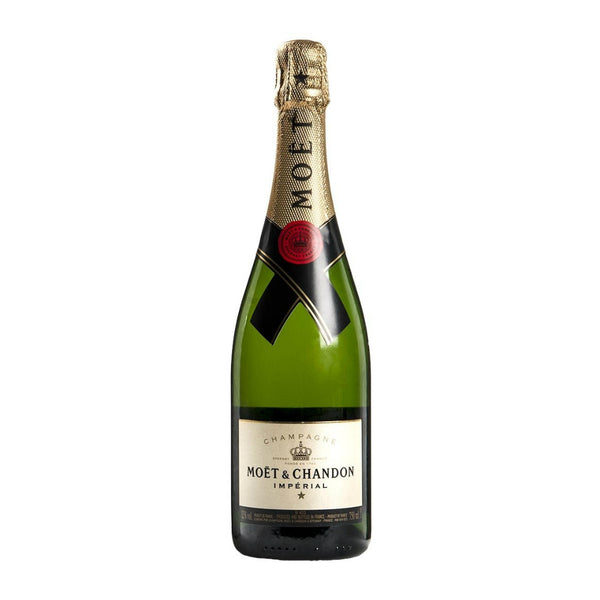 Moet & Chandon Champagne Imperial Brut Reserve - Grain & Vine | Curated Wines, Rare Bourbon and Tequila Collection