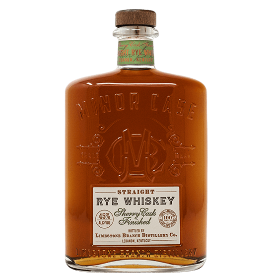Minor Case Straight Rye Whiskey - Grain & Vine | Curated Wines, Rare Bourbon and Tequila Collection