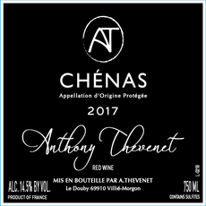 Anthony Thevenet Chenas - Grain & Vine | Curated Wines, Rare Bourbon and Tequila Collection