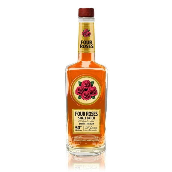 Four Roses Limited Edition Small Batch Al Young 50th Anniversary Kentucky Straight Bourbon Whiskey