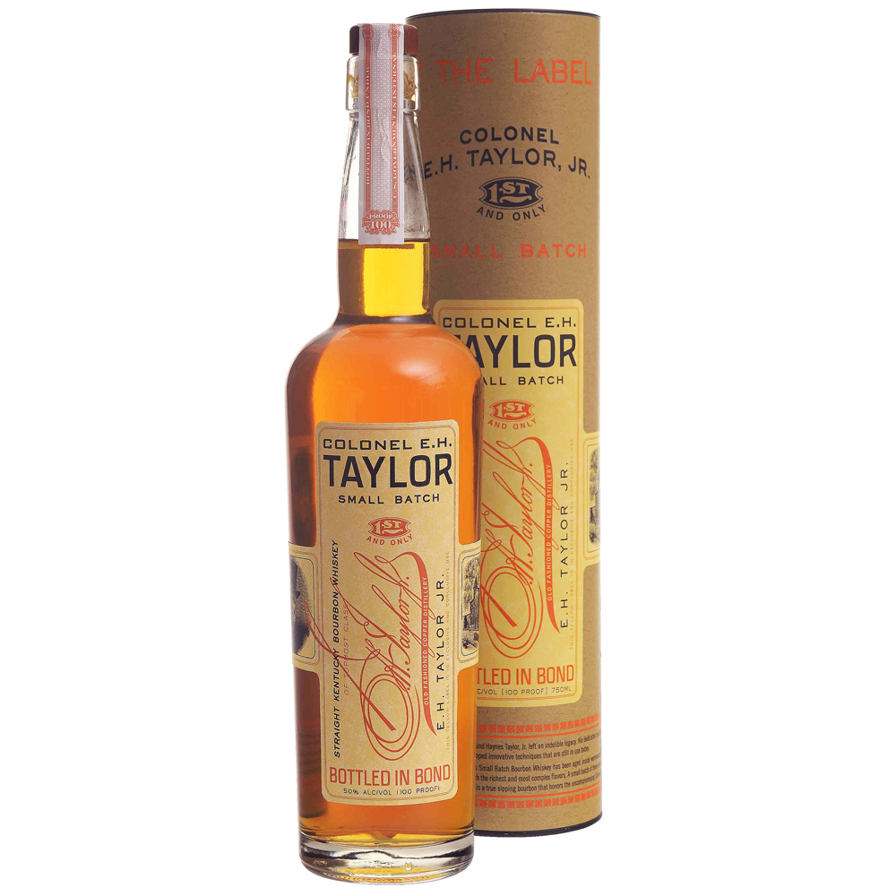 Colonel E.H. Taylor Small Batch Kentucky Straight Bourbon Whiskey - Grain & Vine | Curated Wines, Rare Bourbon and Tequila Collection