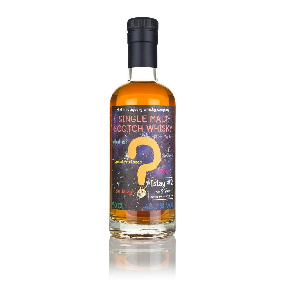 That Boutique-Y Whisky Company Scotch Single Malt Islay #2 - Grain & Vine | Curated Wines, Rare Bourbon and Tequila Collection