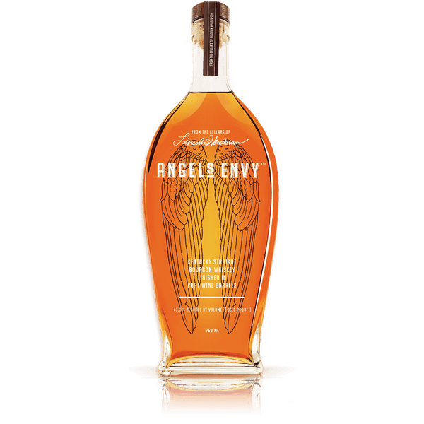 Angels Envy Kentucky Straight Bourbon Whiskey - Grain & Vine | Curated Wines, Rare Bourbon and Tequila Collection