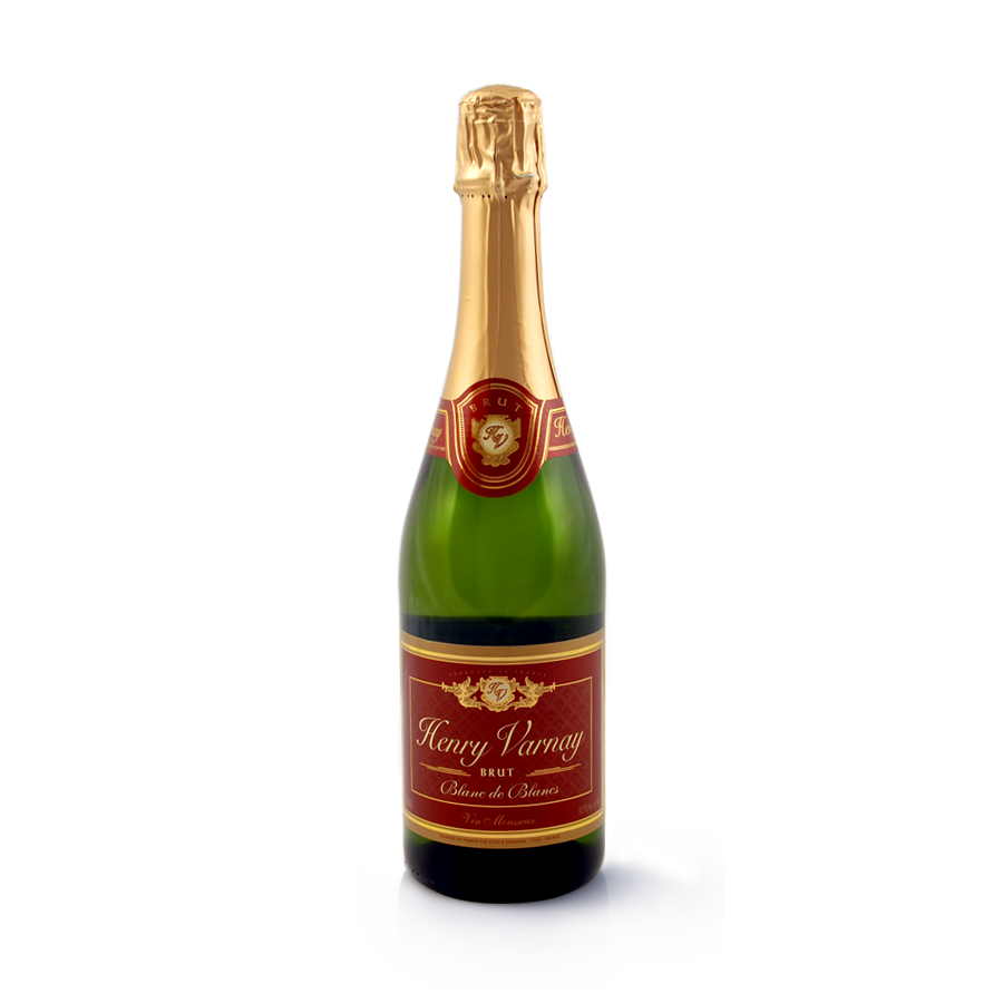 Henry Varnay Blanc de Blancs Brut - Grain & Vine | Curated Wines, Rare Bourbon and Tequila Collection