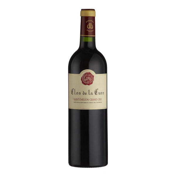Chateau Clos de la Cure Saint-Emilion Grand Cru - Grain & Vine | Curated Wines, Rare Bourbon and Tequila Collection
