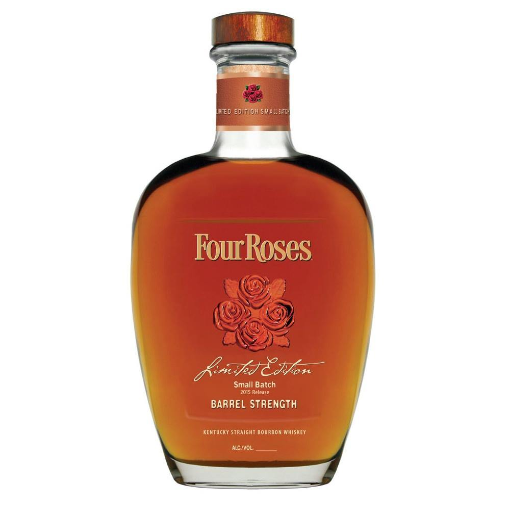 Four Roses Limited Edition Small Batch Barrel Strength Kentucky Straight Bourbon Whiskey - Grain & Vine | Curated Wines, Rare Bourbon and Tequila Collection