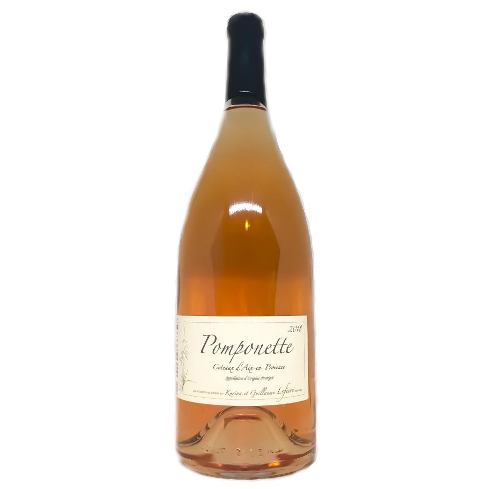 Sulauze aix en Provence Rose Pomponette - Grain & Vine | Curated Wines, Rare Bourbon and Tequila Collection