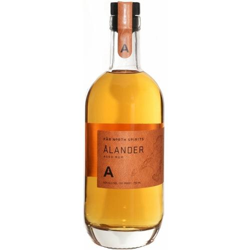 Far North Spirits Alander Aged Rum - Grain & Vine | Curated Wines, Rare Bourbon and Tequila Collection