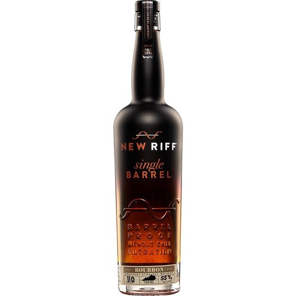 New Riff Distilling Single Barrel Straight Bourbon Whiskey - Grain & Vine | Curated Wines, Rare Bourbon and Tequila Collection
