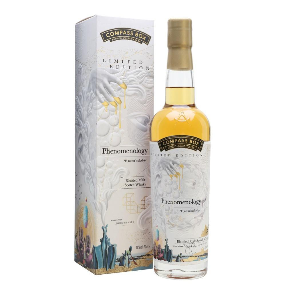 Compass Box Phenomenology Blended Scotch Whisky - Grain & Vine | Curated Wines, Rare Bourbon and Tequila Collection