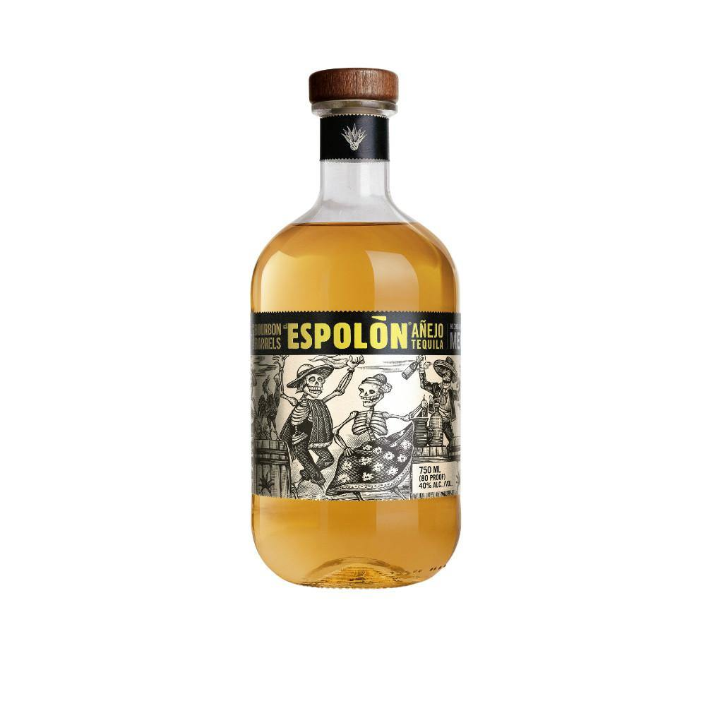 Espolon Tequila Anejo - Grain &Vine | Curated Wines, Rare Bourbon and Tequila Collection