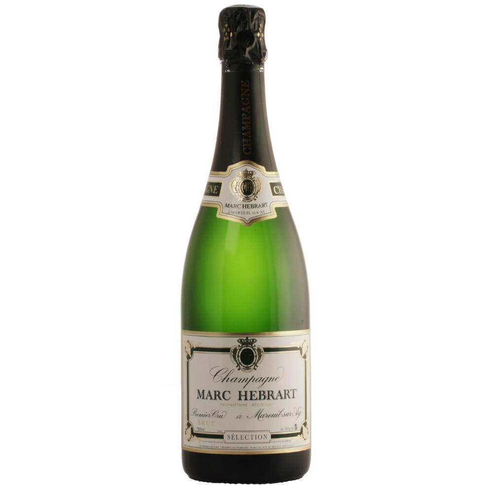 Marc Hebrart Selection Champagne Brut - Grain & Vine | Curated Wines, Rare Bourbon and Tequila Collection