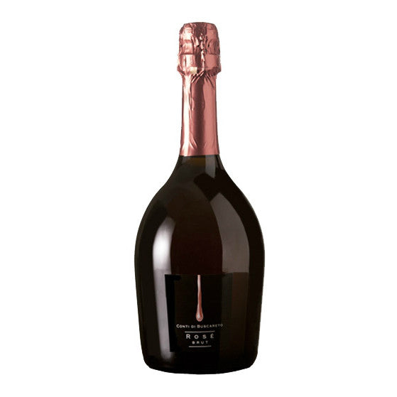 Conti di Buscareto Rose Brut - Grain & Vine | Curated Wines, Rare Bourbon and Tequila Collection