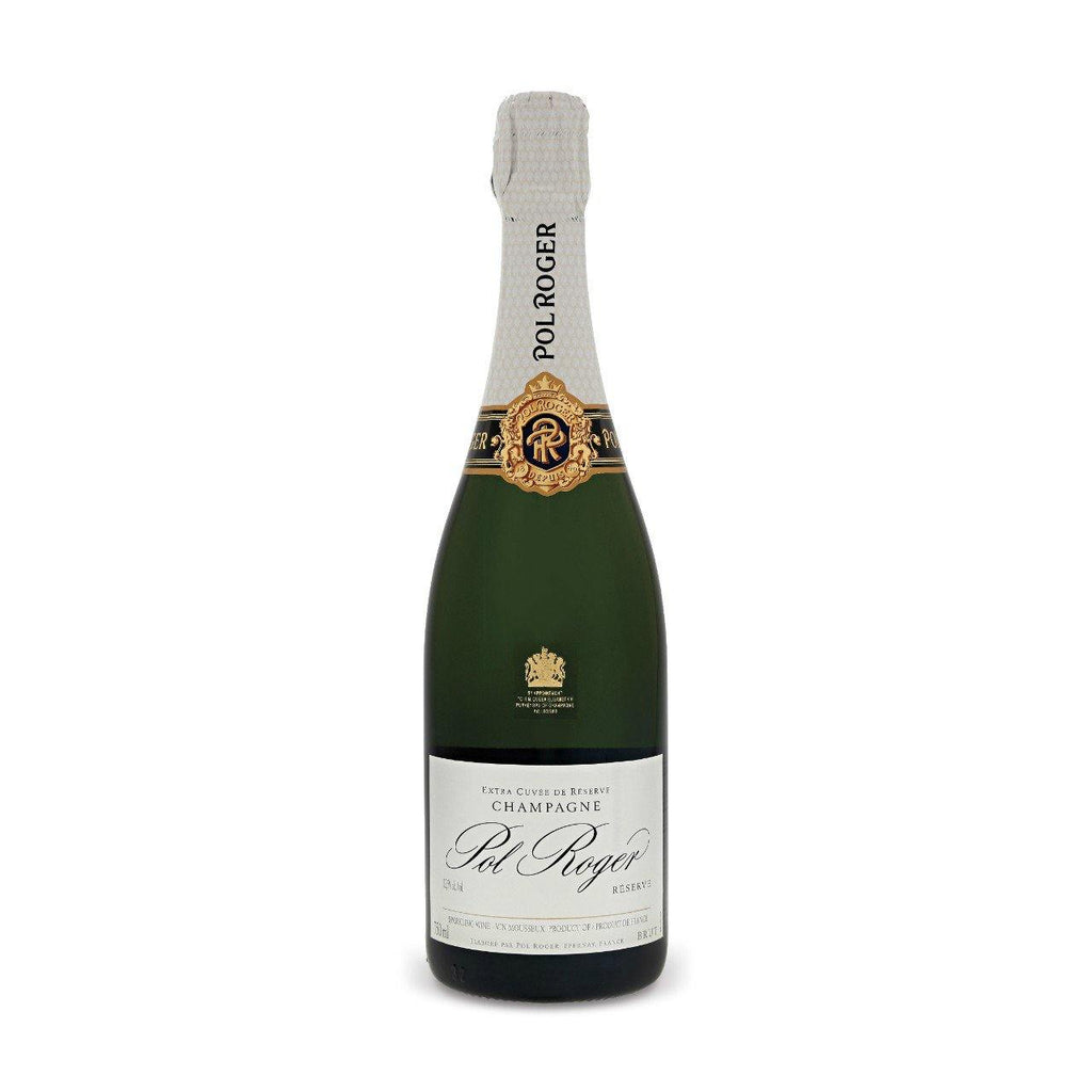 Pol Roger Champagne Brut - - Grain & Vine | Curated Wines, Rare Bourbon and Tequila Collection
