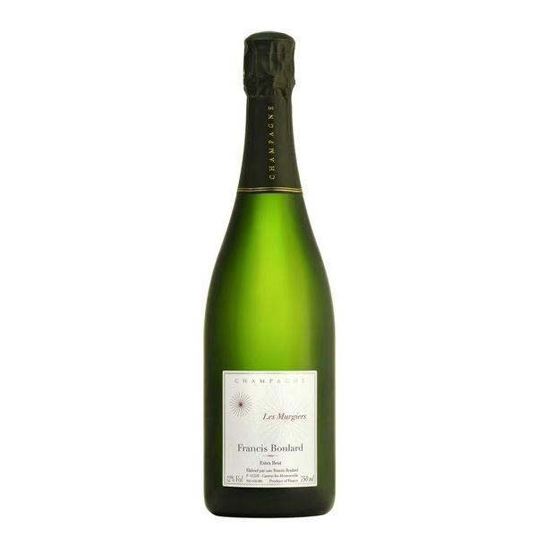 Champagne Francis Boulard et Fille  Les Murgiers Extra Brut - Grain & Vine | Curated Wines, Rare Bourbon and Tequila Collection