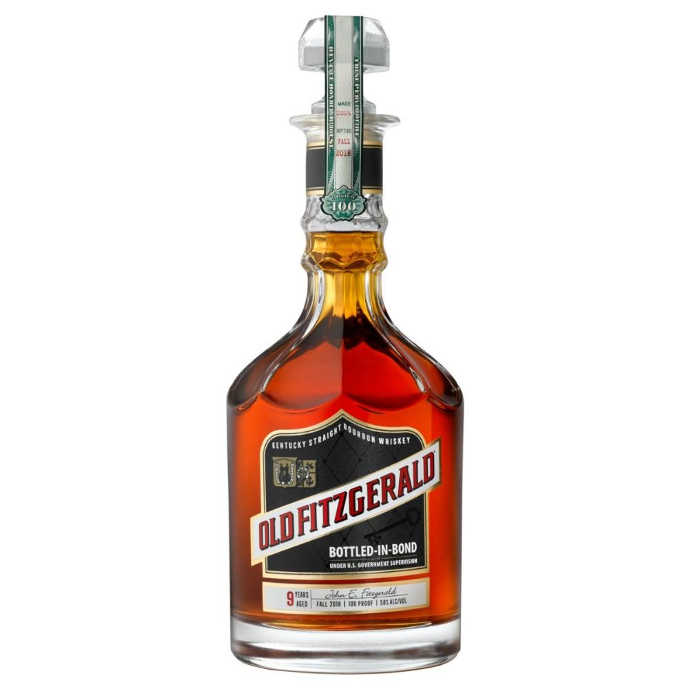Old Fitzgerald 9-Year-Old Bottled-in-Bond Bourbon
