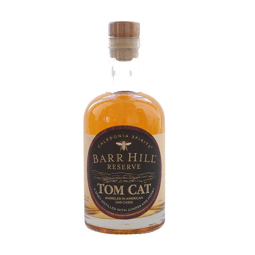 Caledonia Spirits Barr Hill Reserve Tom Cat Gin - Grain & Vine | Curated Wines, Rare Bourbon and Tequila Collection