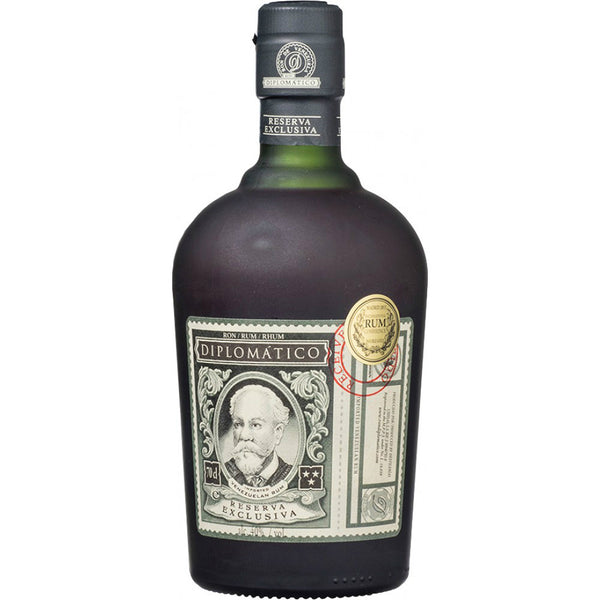 Diplomatico Rum Reserva Exclusiva - Grain & Vine | Curated Wines, Rare Bourbon and Tequila Collection