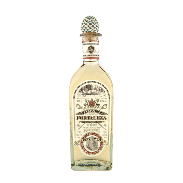 Fortaleza-Tequila-Reposado - Grain & Vine | Curated Wines, Rare Bourbon and Tequila Collection
