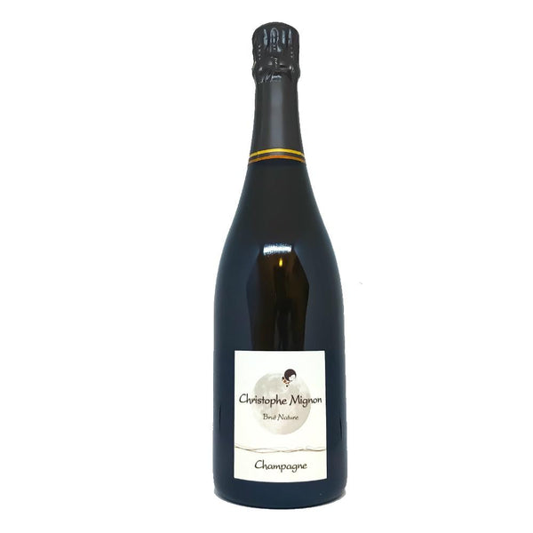 Christophe Mignon Brut Nature Pur Meunier Blanc de Noirs - Grain & Vine | Curated Wines, Rare Bourbon and Tequila Collection