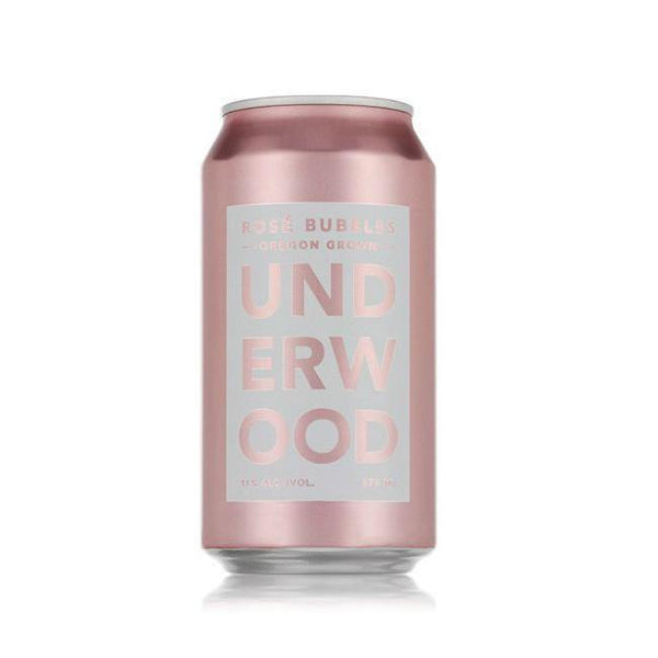 Underwood Cellars Sparkling Rose Can
