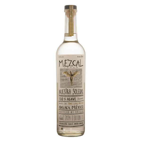Nuestra Soledad San Luis del Rio Mezcal - Grain & Vine | Curated Wines, Rare Bourbon and Tequila Collection