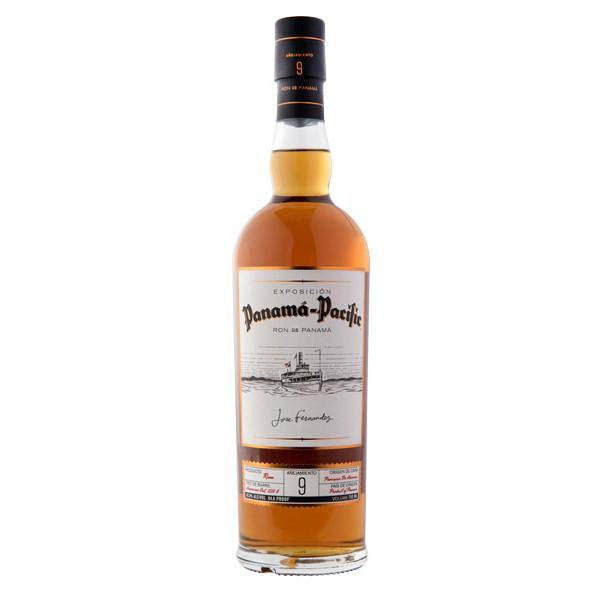 Panama-Pacific 9 Year Old Rum - Grain &Vine | Curated Wines, Rare Bourbon and Tequila Collection