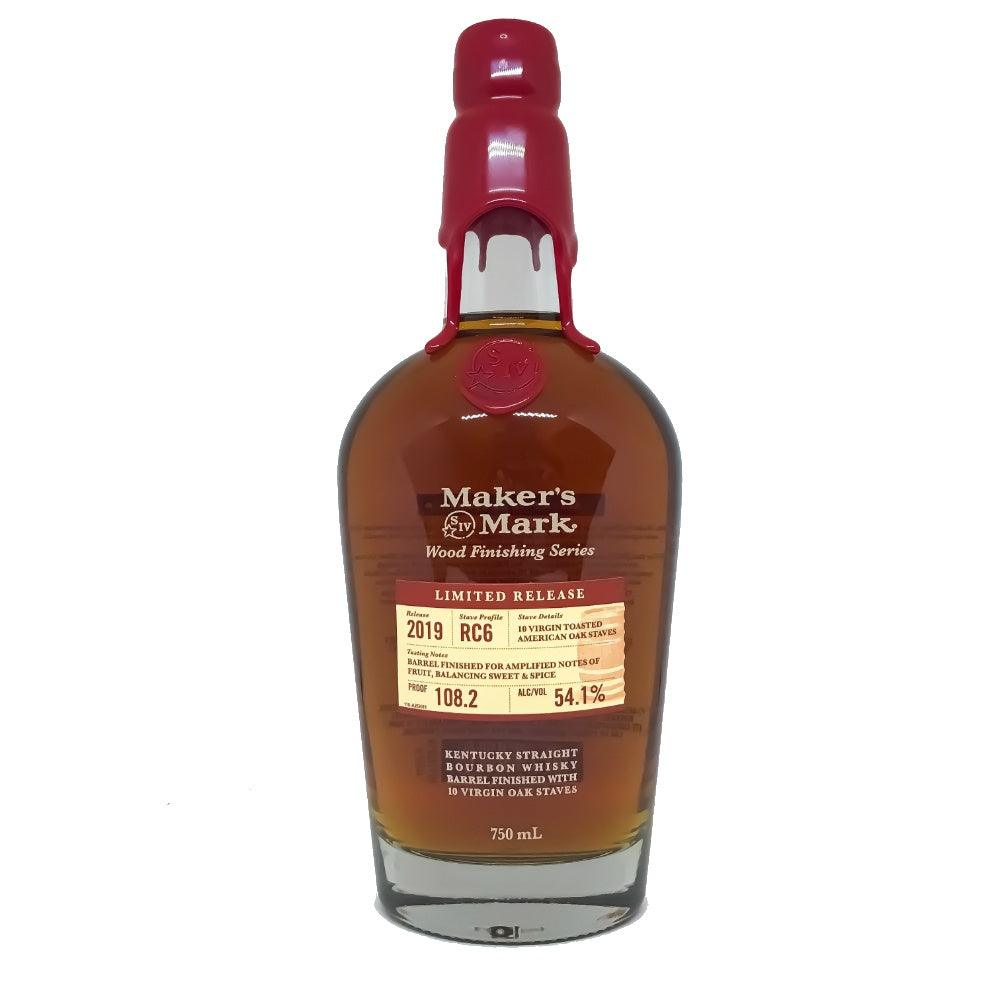 "Maker's Mark ""Wood Finishing Series 2019 Release RC6"" Kentucky Straight Bourbon Whiskey - Grain & Vine 